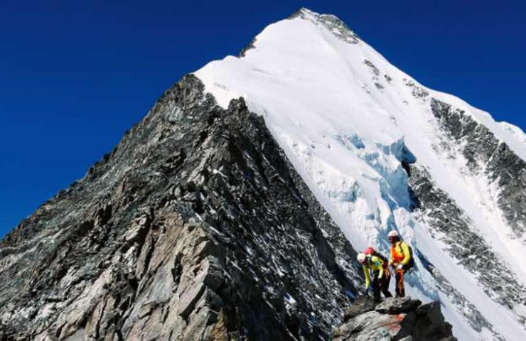 Mountain Accidents Switzerland 2016 - Statistics SAC