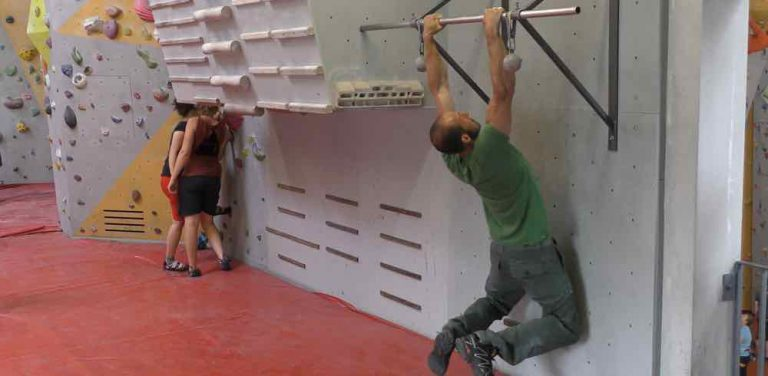 Muscle Up Training Übung target10a
