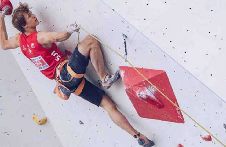 5 World Cup final places for SAC Swiss Climbing Team