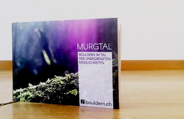 The Bouldering Guide for the Murg Valley is available