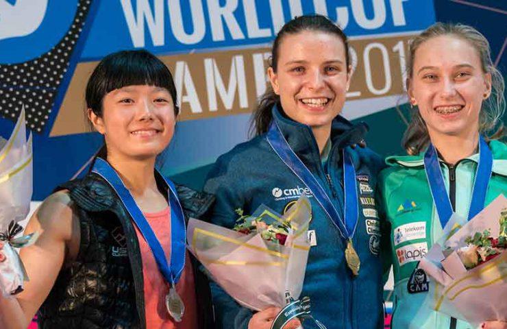 Anak Verhoeven und Keiichiro Korenaga gewinnen Wettkampf in Xiamen