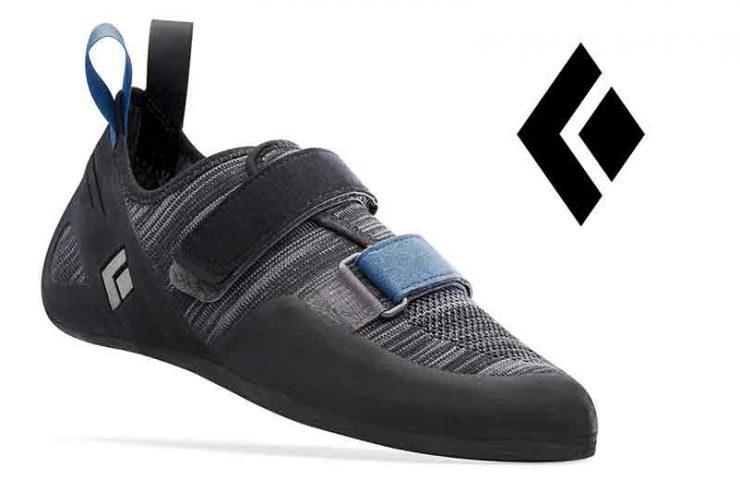 Black Diamond launches first climbing shoe models