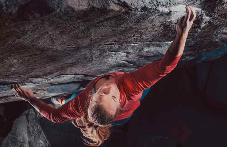 Dürfen wir vorstellen: Die Schweizer Athletin Natalie Bärtschi