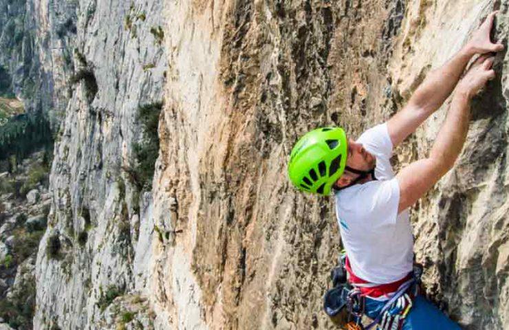 Nueva guía de escalada: escalada de múltiples pistas en Arco