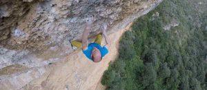 Cédric Lachat klettert nach Verletzungspause wieder 9a
