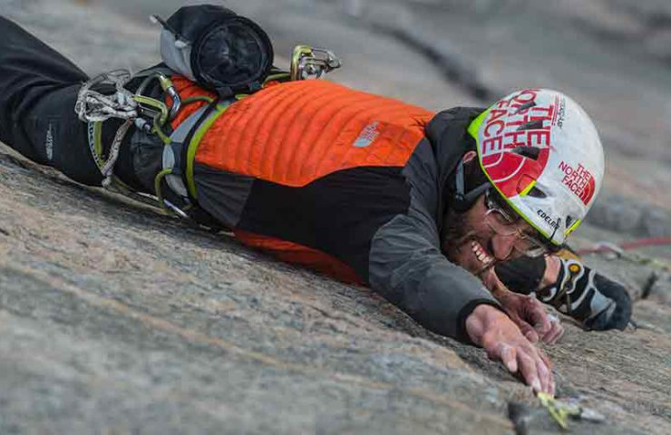 A sympathetic portrait about alpinist Hansjörg Auer