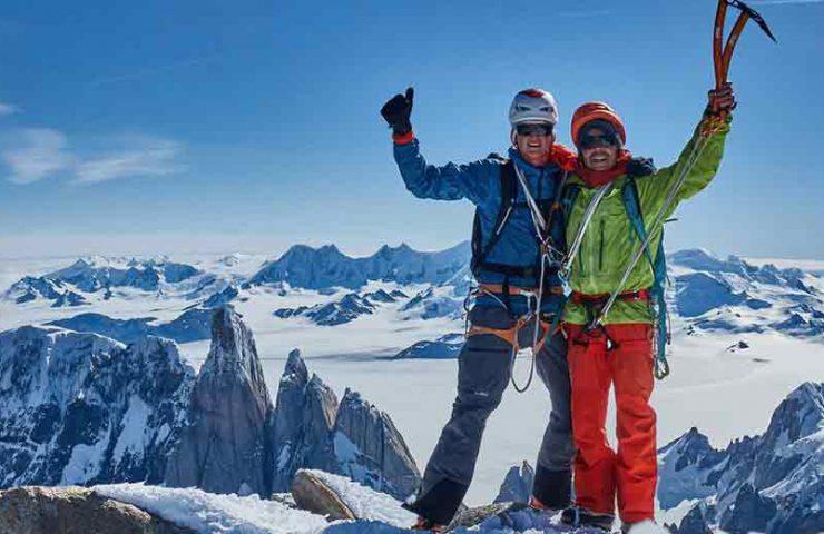 Review (2 / 2) of Michi Wohlleben's Patagonia trip