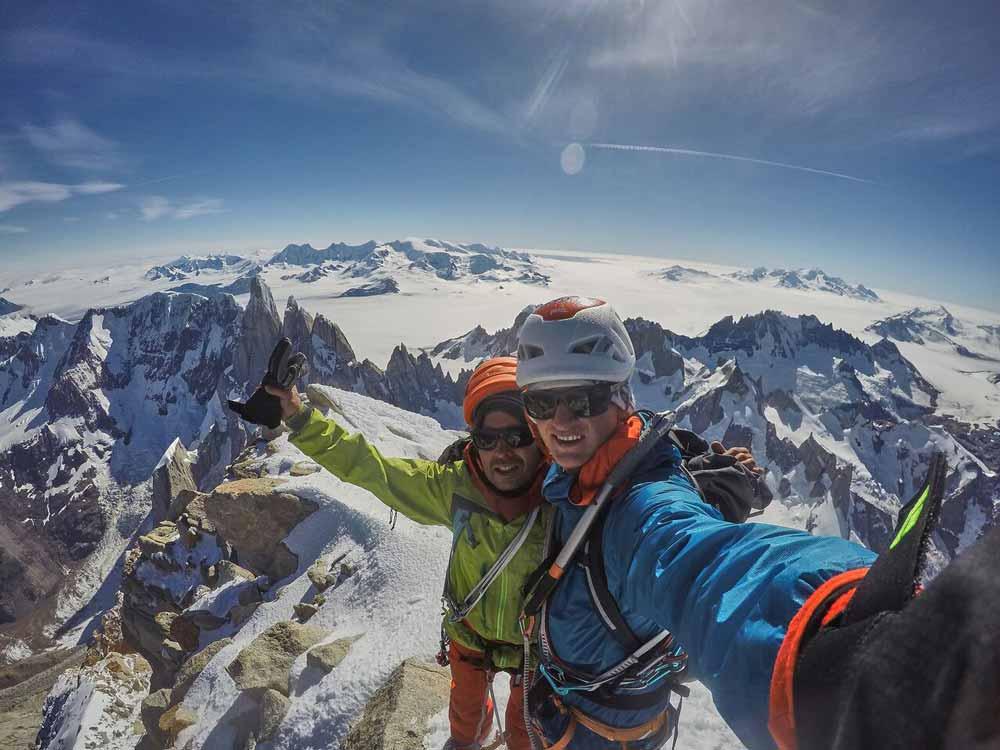 Michi-bienestar Vida y Walter Hungerbühler-en la Patagonia --- 4