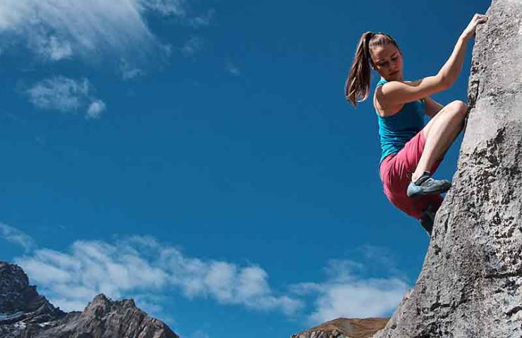 Tip: You have to know that about climbing shoes