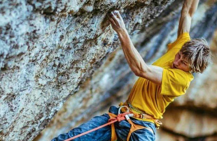 Alexander Megos gelingt Erstbegehung von Perfecto Mundo (9b+) in Margalef