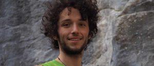 Alexander Rohr gelingt die zweite Begehung von Alpenbitter (9a) bei Gimmelwald