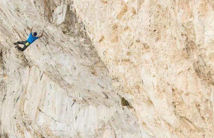 Jonathan Siegrist consigue el tercer ascenso de la ruta de los monstruos Jumbo Love