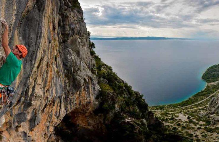 Klemen Becan libera la gira de varios tonos más pesada en Croacia