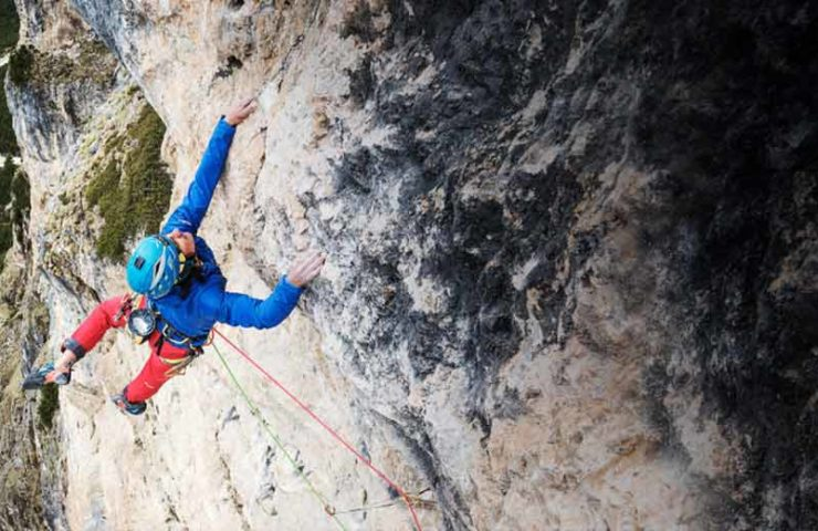 Simon Gietl and-Vittorio Messini-commit-three north faces-in-48 hours
