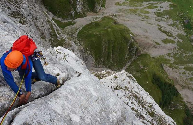 Win a climbing weekend on the Keepwild Climbing Days 2018