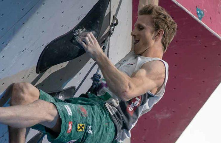 Jakob Schubert und Janja Garnbret gewinnen Weltcup in Villars
