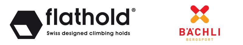 Logos-Flat hold and-Bächli Mountain Sports
