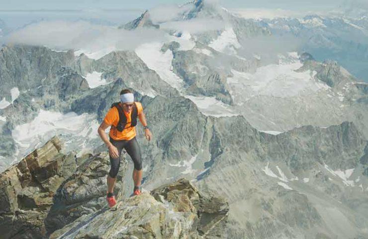 Andreas Steindl con nuevo record de velocidad en el Matterhorn
