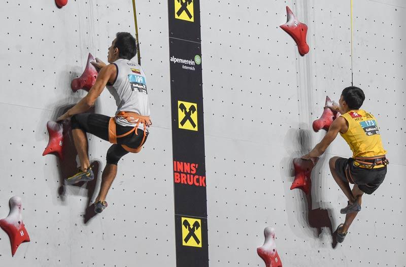 Die Disziplin Speed im kombinierten Format - Olympic Combined (Bild Expa Pictures).