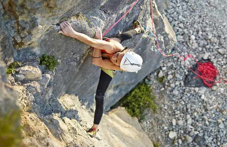 Climbing in and around Innsbruck: nature and city trip combined
