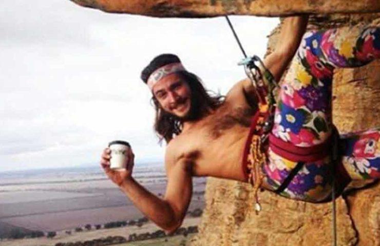 Wann ein Kaffee beim Klettern hilft und wann er schadet