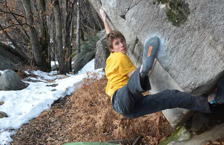 Video about first ascents in the bouldering area Cresciano