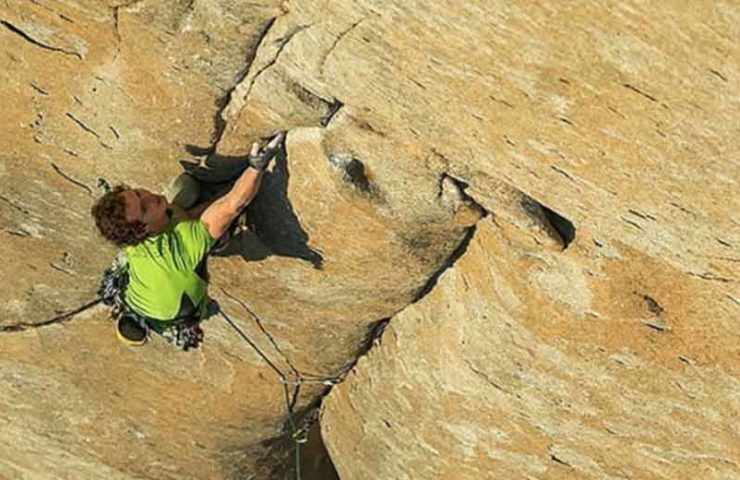 Adam Ondra almost climbs the Salathé Wall in Yosemite Valley onsight