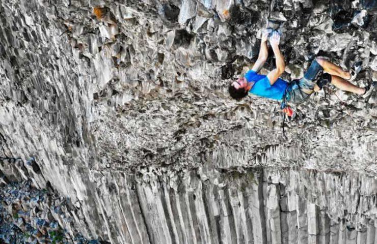 Adam Ondra eröffnet schwere und spektakuläre Route in Chile: Alcatraz (8c) im Sektor La Carcel