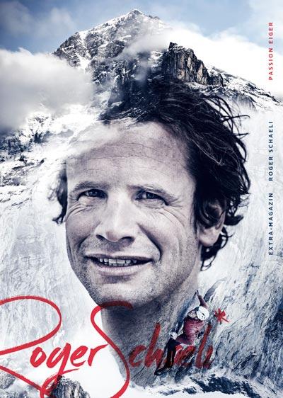Magazine Passion Eiger --- Roger Schäli