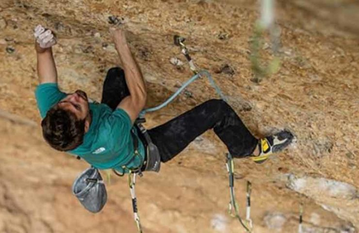 Stefano Ghisolfi repeats one of the hardest routes in the world: Perfecto Mundo (9b +)