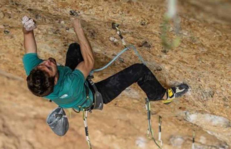 Stefano Ghisolfi wiederholt eine der schwersten Routen der Welt: Perfecto Mundo (9b+)