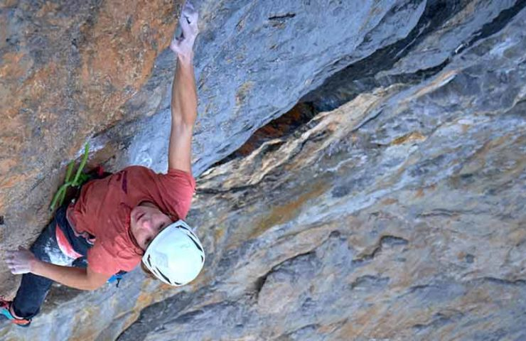 Video: Babsi Zangerl and Jacopo Larcher commit Odyssey on the Eiger north face