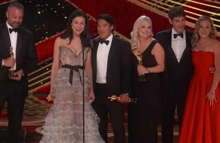 The movie Free Solo about Alex Honnold wins an Oscar