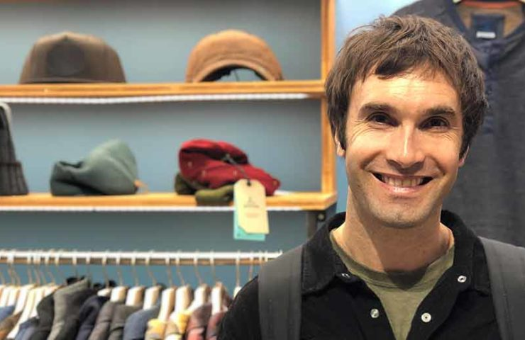 Interview: Climbing icon Chris Sharma on ongoing projects and the influence of fatherhood on his career