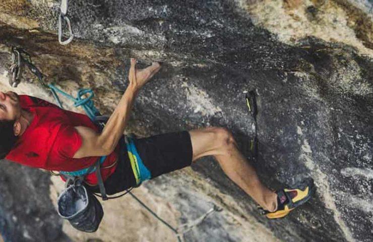 Stefano Ghisolfi klettert die schwerste Route Italiens: Queen Line (9b)