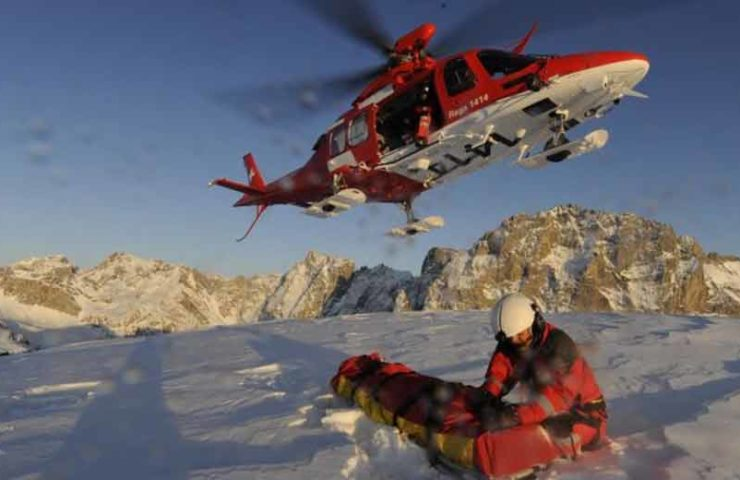 2018: More emergencies in the Swiss Alps