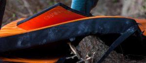Darf beim Bouldern nicht fehlen: Das Starterpad Nimbo von Petzl