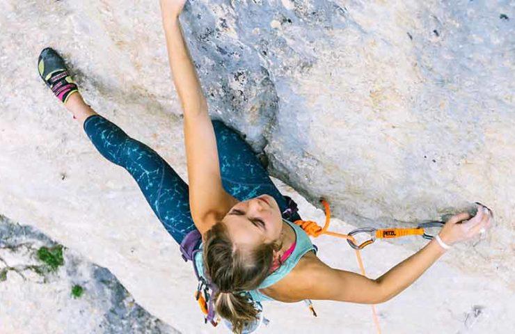 Das Petzl Junior Rock Camp kommt in die Schweiz