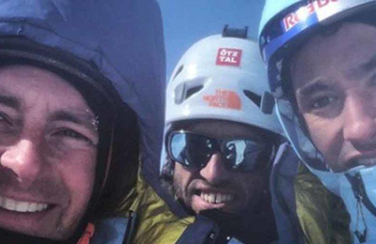 Lama, Auer y Roskelley han alcanzado cumbres antes de estrellarse fatalmente
