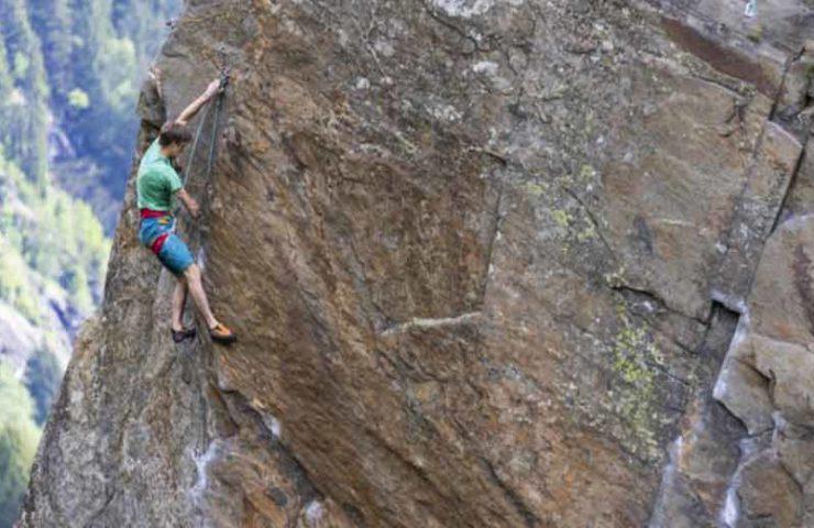 Festival de escalada de Austria: escalada y guerrero ninja para mortales normales