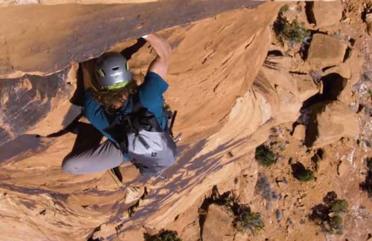 The perfect companion for multi-pitch rides: The Rucksack Rock Blitz