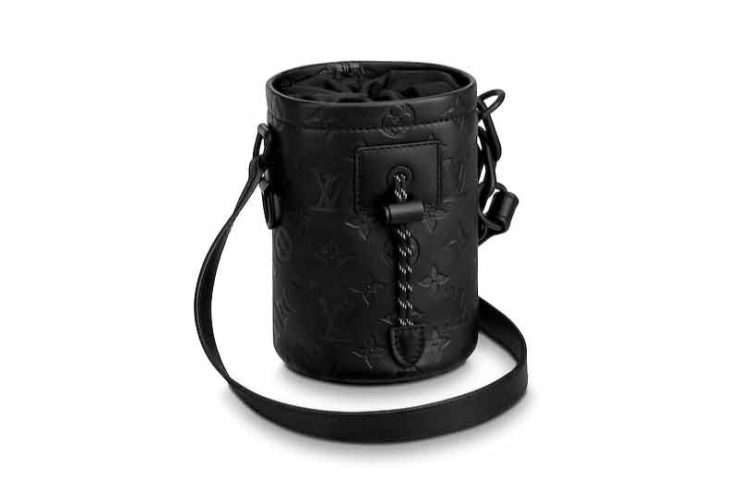 The most expensive chalkbag in the world