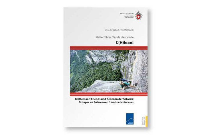 Esta guía de escalada muestra las zonas más bellas de Suiza para escalar con amigos y cuñas.