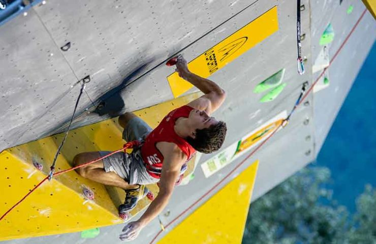IFSC World Cup Briançon 2019: information and live stream