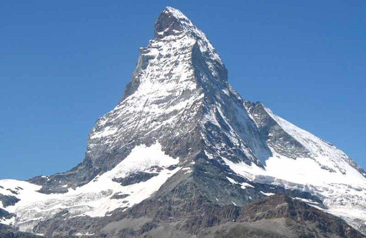 Zwei Alpinisten am Matterhorn tödlich verunglückt