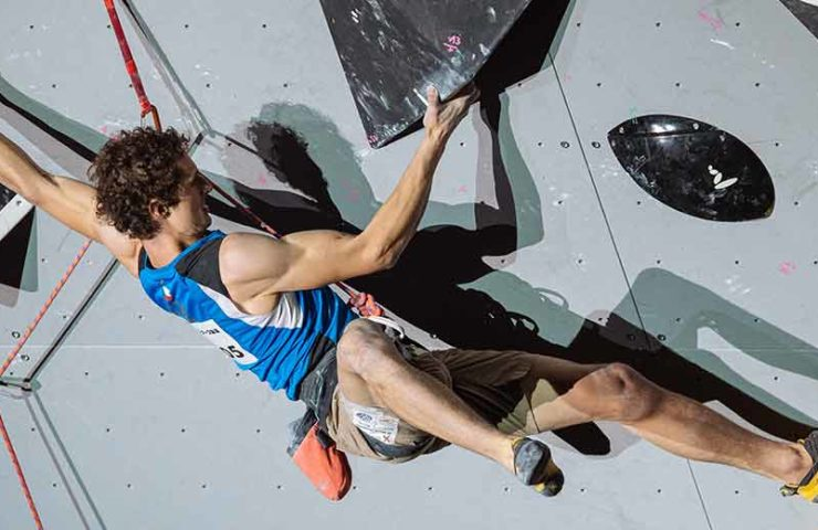 Adam Ondra über seine Disqualifikation an der Kletterweltmeisterschaft in Japan