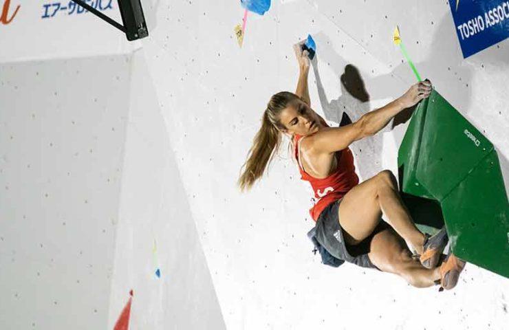 Boulder-Weltmeisterschaft 2019 - Hachioji: Janja Garnbret und Tomoa Narasaki gewinnen