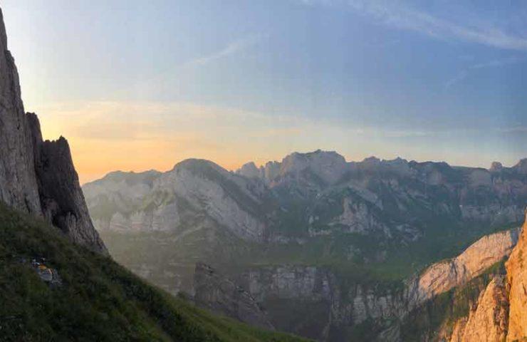 Der schönste Biwakplatz der Schweiz_Alpstein