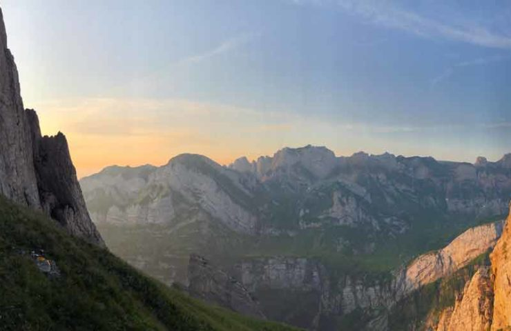 The most beautiful bivouac place in Switzerland_Alpstein