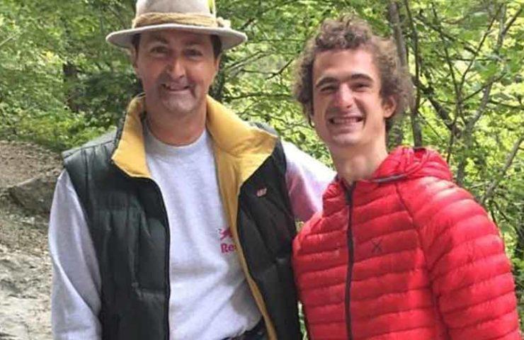 Adam Ondra holt sich nach 23 Jahren die erste Wiederholung der Route Qui (9a+)